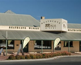 Heathcote Winery - Stayed