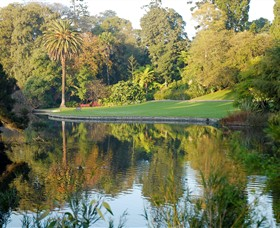 Royal Botanic Gardens Melbourne - Stayed