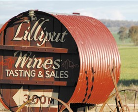 Lilliput Wines - Stayed