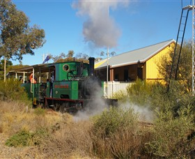 Red Cliffs Historical Steam Railway - Stayed