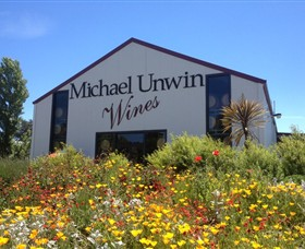 Michael Unwin Wines - Stayed