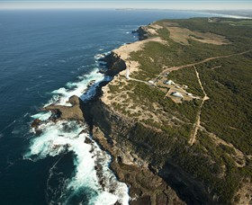 Cape Nelson State Park - Stayed