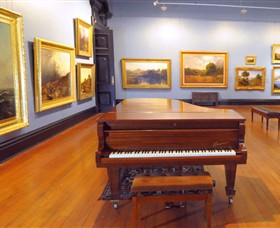 Art Gallery of Ballarat - Stayed