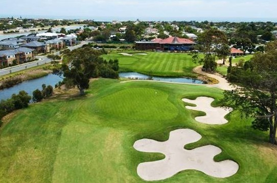 Patterson River Golf Club - Stayed