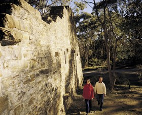 Castlemaine Diggings National Heritage Park - Stayed