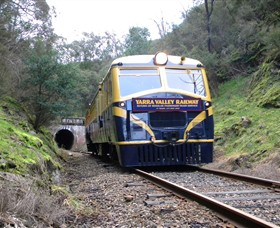 Yarra Valley Railway - Stayed