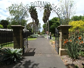 Friends of Geelong Botanic Gardens - Stayed