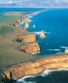 12 Apostles Flight Adventure from Apollo Bay - Stayed