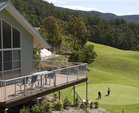 Kangaroo Valley Golf Club - Stayed