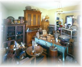 Turnbull Bros Antiques - Stayed