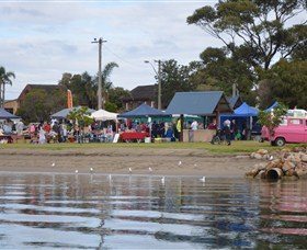 Greenwell Point Riverside Markets - Stayed