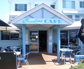 Breakers Cafe and Restaurant - Stayed