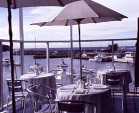 Harbourside Restaurant - Stayed
