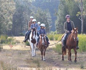 Horse Riding at Oaks Ranch and Country Club - Stayed