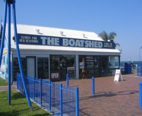 Innes Boatshed - Stayed