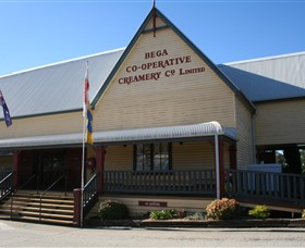 Bega Cheese Heritage Centre - Stayed