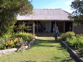 Boondooma Homestead - Stayed