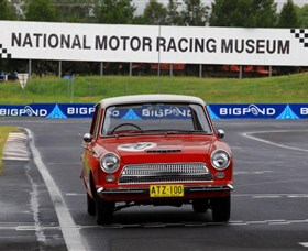 National Motor Racing Museum - Stayed