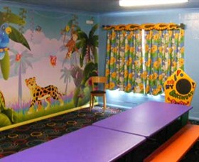 Jumbos Jungle Playhouse and Cafe - Stayed