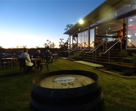 The Woolshed at Jondaryan - Stayed