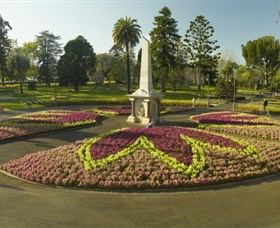 Queens Park Toowoomba - Stayed