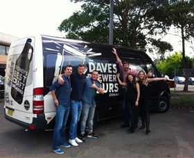 Daves Brewery Tours - Stayed