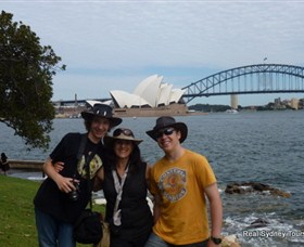 Real Sydney Tours - Stayed