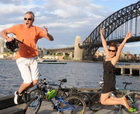 Bikebuffs - Sydney Bicycle Tours - Stayed