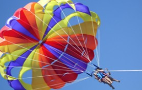 Port Stephens Parasailing - Stayed
