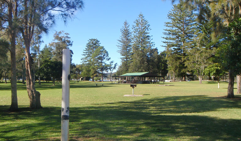 The Basin picnic area - Stayed