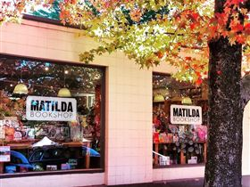 Matilda Bookshop - Stayed