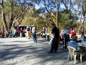 Adelaide Hills Petanque Club - Stayed