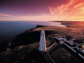 Cape Willoughby Lightstation - Cape Willoughby Conservation Park - Stayed