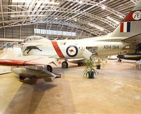 Australian Aviation Heritage Centre - Stayed