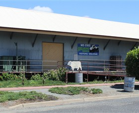 Mid-State Shearing Shed Museum - Stayed