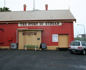 Nyngan Museum - Stayed