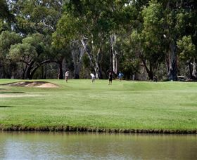 Deniliquin Golf Club - Stayed
