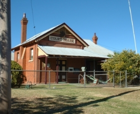 Whitton Courthouse and Historical Museum - Stayed