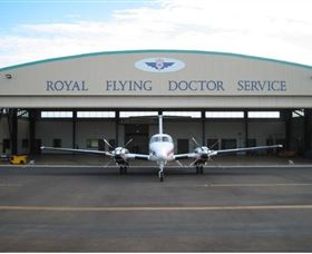 Royal Flying Doctor Service Dubbo Base Education Centre Dubbo - Stayed