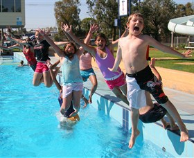 Dubbo Aquatic Leisure Centre - Stayed