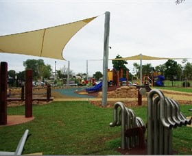 Livvi's Place Playground - Stayed