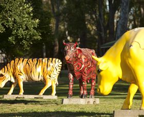 Greater Shepparton's Moooving Art - Stayed