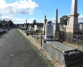 Ballarat General Cemeteries - Stayed