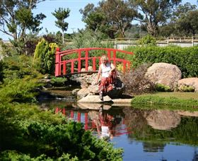 Wellington Osawano Japanese Gardens - Stayed