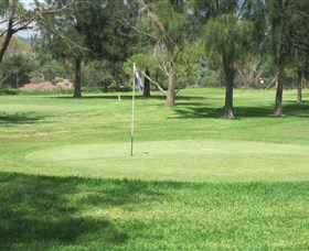 Wiradjuri Golf Centre - Stayed