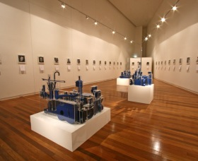 Wagga Wagga Art Gallery - Stayed