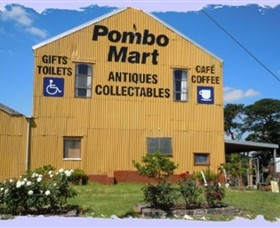 Pombo Mart - Stayed