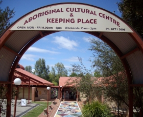 Armidale and Region Aboriginal Cultural Centre and Keeping Place - Stayed