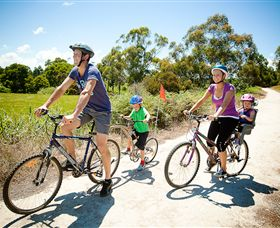 Great Southern Rail Trail - Stayed