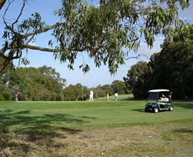 Leongatha Golf Club - Stayed